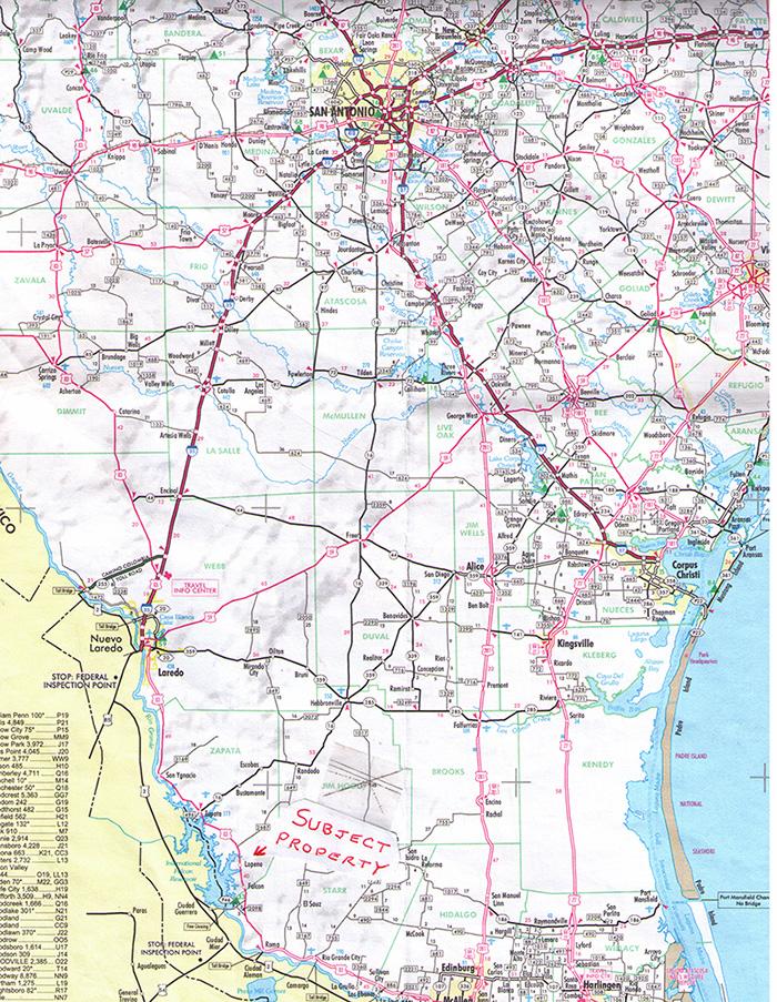 Map Of Zapata Texas.1 100 Acres Zapata County Turn Key Ranch Zapata County Texas